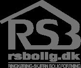 Ringkøbing-Skjern Boligforening logo