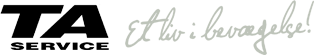 TA Service A/S logo