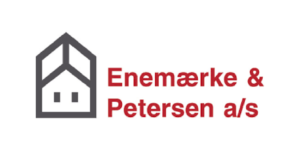 Enemærke_Petersen_Logo