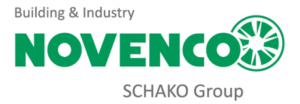 Novenco Building and Industry A/S logo