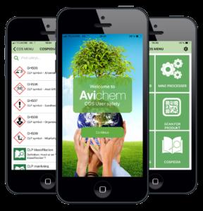 COS app